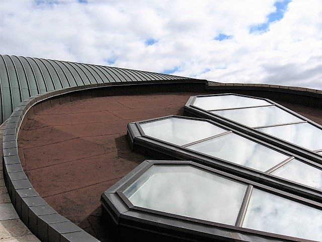 Roof Condition Assessment Canadian Museum Of History