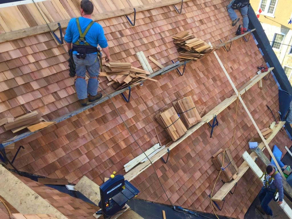 Roofing Amp Waterproofing Fishburn Sheridan Amp Associates